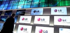 ال جي lcd صيانة شاشات